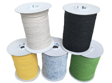 Knitted Paper Cord Series