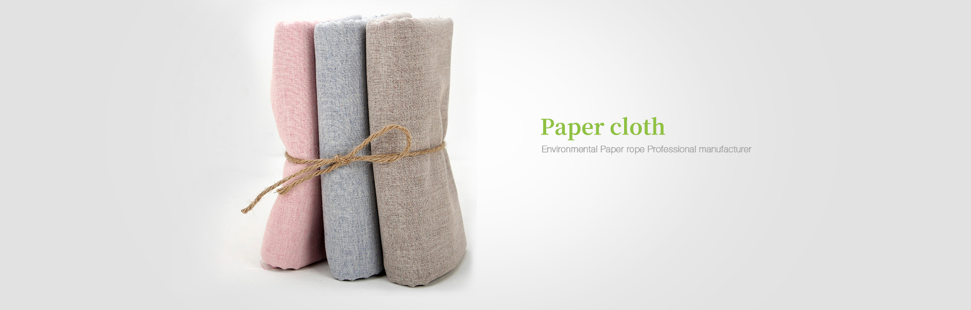 Paper Cloth Series